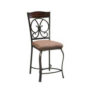 Ashley Furniture Glambrey - Brown Set Of 4 Dining Room Barstools