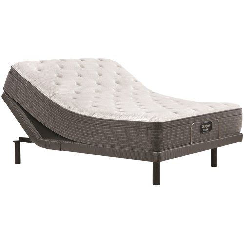 Beautyrest Silver - BRS900 - Plush - Euro Top - King