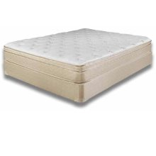 "Comfort Innovations - All Foam - Darwin - 10"" Euro Box Top - Queen"
