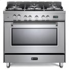 "Prestige Series 36"" Duel Fuel Single Oven Product Image"