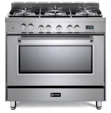"Prestige Series 36"" Duel Fuel Single Oven"