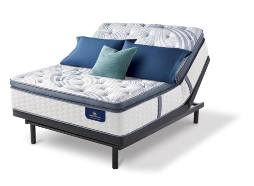 Perfect Sleeper - Elite - Haddonfield - Super Pillow Top - Plush - Cal King