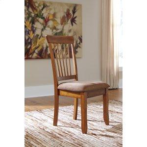 AshleyASHLEYBerringer - Rustic Brown Set Of 2 Dining Room Chairs