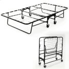 "Rollaway 455 Folding Bed with Tubular Steel Frame and Link Deck Sleeping Surface, 39"" x 75"" Product Image"