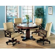 Marietta Casual Tobacco Game Chair Product Image