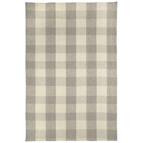 Nottingham Grey Flat Woven Rugs