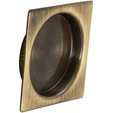 Square Cup Pull in (SB Shaded Bronze, Lacquered)