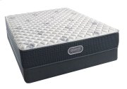 BeautyRest - Silver - Sea Glass Extra Firm - Queen 2 pc. Mattress Set Product Image