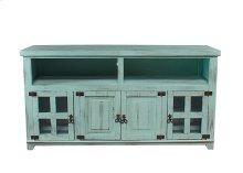 "Marfa Aqua Green 60"" TV Stand"