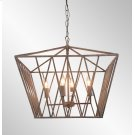 Wyatt Chandelier Medium w/Bulb Product Image