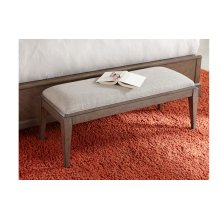 Apex Upholstered Bench