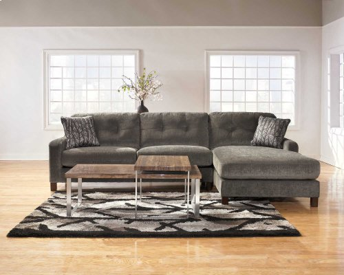 2-Piece Sectional with RAF Corner Chaise