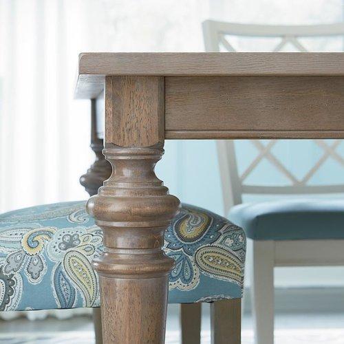 "Custom Dining 46"" Rectangular Dining Table"