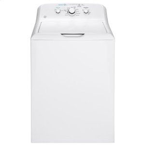 GE  ®4.2 cu. ft. Capacity Washer with Stainless Steel Basket