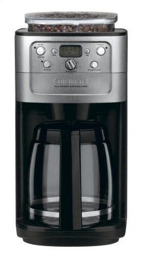 Burr Grind & Brew 12 Cup Automatic Coffeemaker