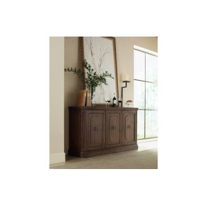 LEGACY CLASSIC FURNITURERefined Rustic by Rachael Ray Credenza w/ Marble Top