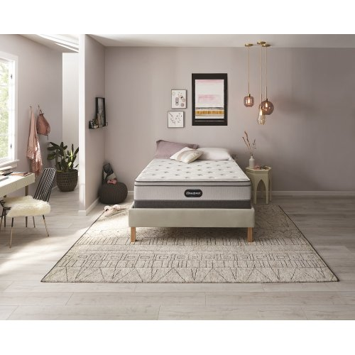 Beautyrest - BR800 - Plush - Euro Top - Twin