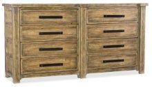Bedroom Roslyn County Eight-Drawer Dresser