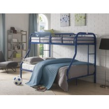 BLUE T/F BUNKBED KD VERSION