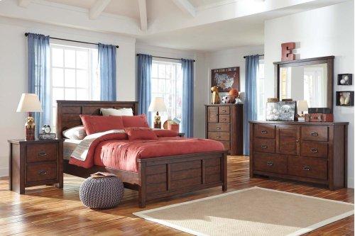 Ashley 4-Piece Twin Panel Bedroom Set