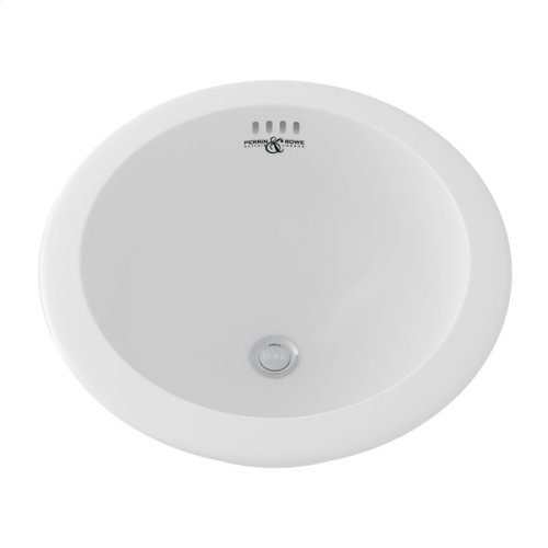 Perrin & Rowe Round Undermount Sink
