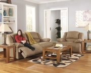 2 Seat Reclining Sofa Product Image