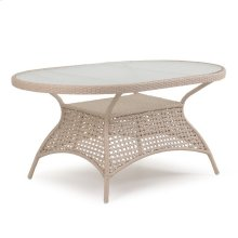 """40"""" x 60"""" Oval Dining Table"""