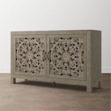 Antiquities Fusion Two Door Cabinet