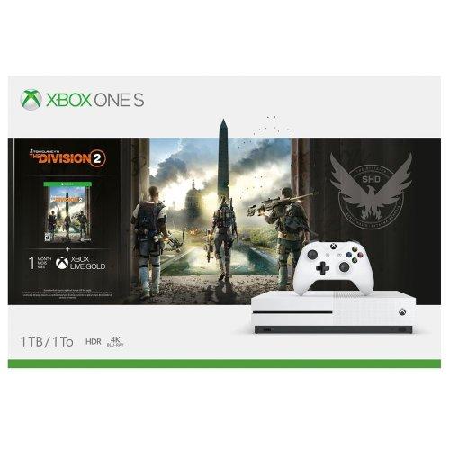 Xbox One S 1 TB Game Bundle