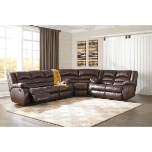 Ashley Furniture Levelland - Cafe 3 Piece Sectional