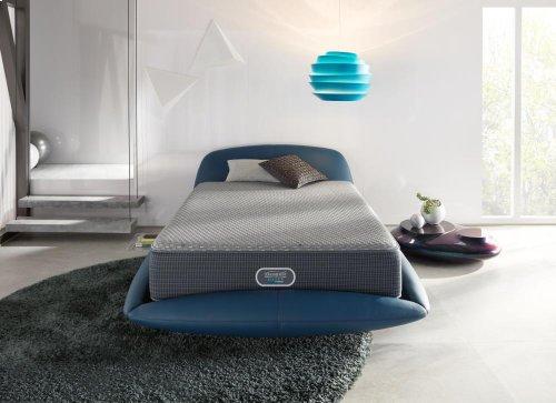 BeautyRest - Silver Hybrid - Lakeside Harbor - Tight Top - Luxury Firm - Full