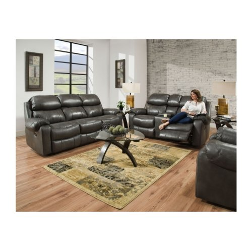 Power Console Loveseat