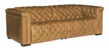 Living Room Savion Power Leather Motion Sofa