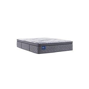 SealyCrown Jewel - Roseway - Plush - Pillow Top - Cal King