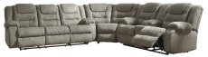 Segburg - Cobblestone 3 Piece Sectional Product Image