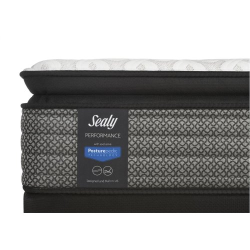 Response - Performance Collection - Johanne - Cushion Firm - Euro Pillow Top - King