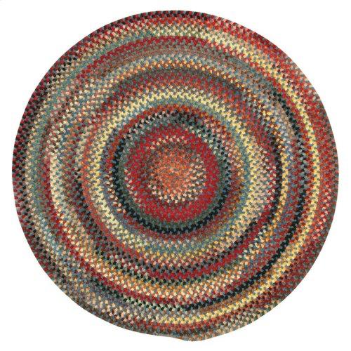 Cambridge Bluebell Braided Rugs (Custom)