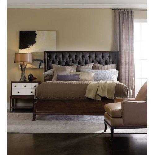 Bedroom Palisade 5/0 Uph Shelter Headboard-Carbon