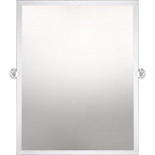 Impression Mirror in Polished Chrome