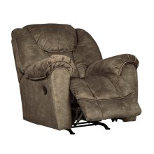 Capehorn Rocker Recliner - Earth