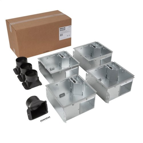 InVent Series Fan Housing Pack