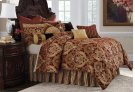 Lafayette 12 pc Queen Comforter Set Red Product Image