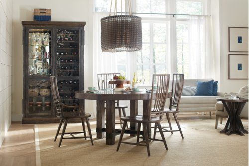 Dining Room Roslyn County Spindle Back Side Chair
