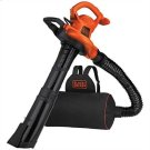 3in1 VACPACK 12 Amp Leaf Blower, Vacuum, and Mulcher Product Image