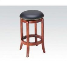 Oak Counter H. Stool Swivel @n