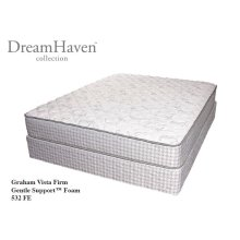 Dreamhaven - Graham Vista - Firm - Queen
