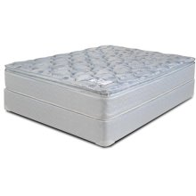 "Ideal Collection - Newcastle - Pure - 11"" Summit Top - Queen"