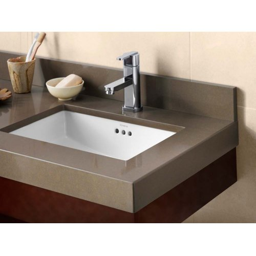 """TechStone™ WideAppeal™ 59"""" x 19"""" Vanity Top in Grand Green - 2"""" Thick"""