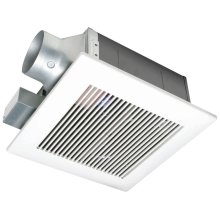 WhisperFit 110 CFM Low Profile Ceiling Mounted Fan