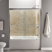 Studio 60x30 Tub Above Floor Rough With Built-In Apron - Right Drain  American Standard - White